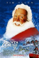 The Santa Clause 2 Movie Poster Movie Poster