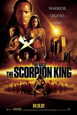 The Scorpion King Movie Poster