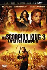 The Scorpion King 3: Battle for Redemption Movie Poster Movie Poster