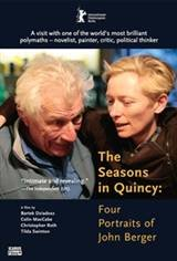 The Seasons In Quincy: Four Portraits of John Berger Movie Poster