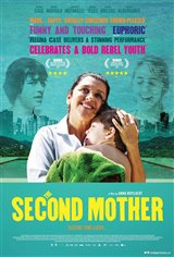The Second Mother Movie Poster Movie Poster