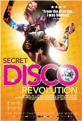 The Secret Disco Revolution Movie Poster