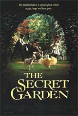 The Secret Garden (1993) Movie Poster