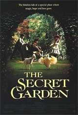 The Secret Garden (1993) Movie Poster