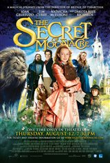 The Secret of Moonacre Movie Poster