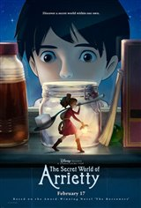 The Secret World of Arrietty (Dubbed) Large Poster