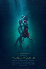 The Shape of Water (Vancouver, Montreal) Poster