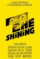 The Shining (International Version) Movie Poster