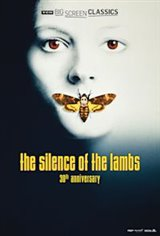 The Silence of the Lambs 30th Anniversary presented by TCM Affiche de film