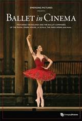 The Sleeping Beauty: Live from the Royal Ballet Movie Poster