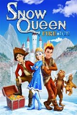 The Snow Queen 3: Fire and Ice (Snezhnaya koroleva 3. Ogon i led) Large Poster