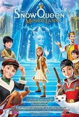 The Snow Queen: Mirrorlands Large Poster