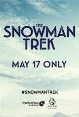 The Snowman Trek Large Poster