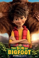The Son of Bigfoot Large Poster