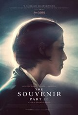 The Souvenir: Part II Movie Poster