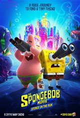 The SpongeBob Movie: Sponge on the Run Movie Poster