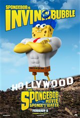 The SpongeBob Movie: Sponge Out of Water 3D Movie Poster