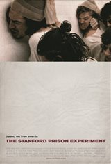The Stanford Prison Experiment Movie Poster Movie Poster