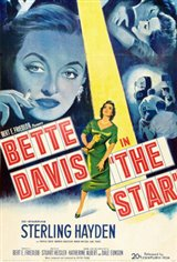 The Star (1952) Movie Poster