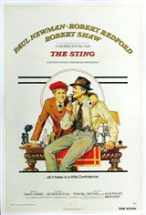 The Sting (1973) Movie Poster