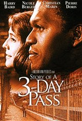 The Story of a Three Day Pass Affiche de film