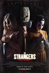 The Strangers: Prey at Night Affiche de film