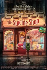 The Suicide Shop Movie Poster
