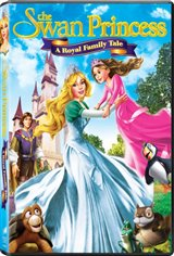 The Swan Princess: A Royal Family Tale Movie Poster