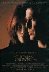 The Thomas Crown Affair Movie Poster