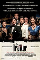 The Traitor Affiche de film