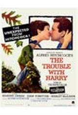 The Trouble With Harry Movie Poster