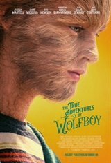 The True Adventures of Wolfboy Large Poster