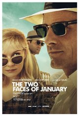 The Two Faces of January Movie Poster