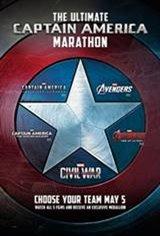 The Ultimate Captain America Marathon Movie Poster