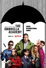 The Umbrella Academy (Netflix) Affiche de film