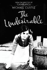 The Undesirable Movie Poster