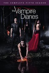 The Vampire Diaries: The Complete Fifth Season Movie Poster Movie Poster