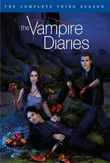 The Vampire Diaries: The Complete Third Season Movie Poster Movie Poster