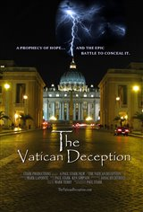 The Vatican Deception Affiche de film