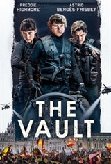 The Vault Movie Poster Movie Poster