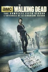 The Walking Dead: The Complete Fifth Season Movie Poster