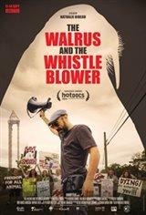The Walrus and the Whistleblower Affiche de film