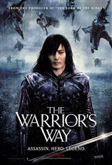 The Warrior's Way Movie Poster