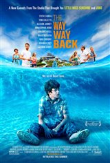 The Way, Way Back Movie Poster Movie Poster
