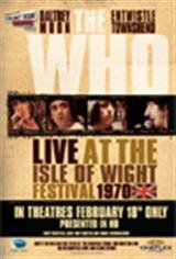 The Who - Live at the Isle of Wight Festival Movie Poster
