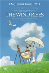 The Wind Rises (Dubbed) Movie Poster
