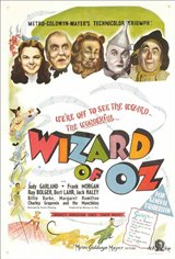 The Wizard of Oz Large Poster