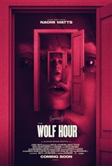 The Wolf Hour Movie Poster