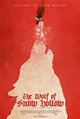 The Wolf of Snow Hollow Movie Poster Movie Poster