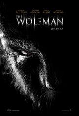 The Wolfman Movie Poster Movie Poster